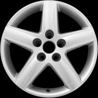 "17"" Audi 5 Arm Spider wheels 4F0601025KZ17"