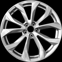 "20"" Audi 10 V Spoke wheels 4G0601025GZ33/4EE"