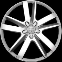 "20"" Audi 10 V Spoke wheels 4L0601025BM"