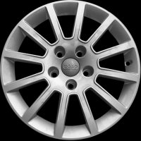 "16"" Audi 12 Spoke wheels 8E0601025HZ17"