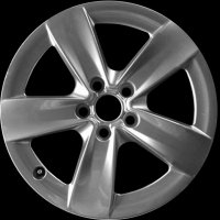 "17"" Audi 5 Arm Dynamic wheels 8P0601025DL"