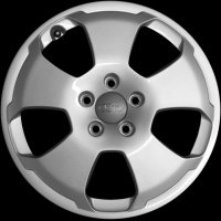 "17"" Audi 5 Hole wheels 8P0601025FZ17"
