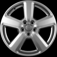 "18"" Audi 5 Spoke wheels 8P0601025S1H7"