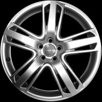 "19"" Audi 5 Spoke Aero wheels 8T0601025AJ1H7"
