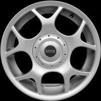 "16"" MINI R84 X-Lite  wheels 36111512350"