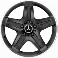 "19"" AMG 5 Spoke wheels B66031535"