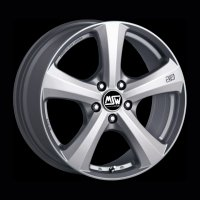 "17"" OZ Racing MSW 19 W wheels W19198500T09"