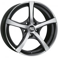 "17"" OZ Racing MSW 23 wheels W1919050326"