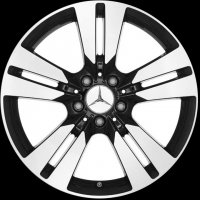 "18"" Mercedes 5 Twin Spoke wheels A24640104027X23"
