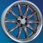 "new 22"" Hartge Classic alloy wheels"