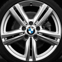"18"" BMW 386M wheels 36117845852 36117845853"
